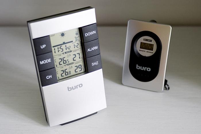 Погодная станция BURO H146G